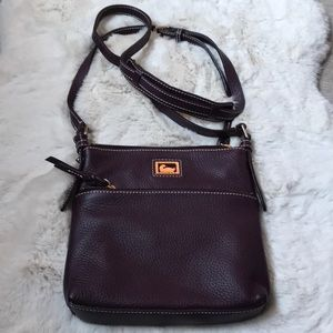 New Dooney & Bourke Leather Crossbody